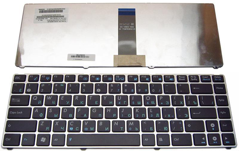 Клавиатура (KEYBOARD) для ноутбука Asus UL20, EEE PC 1201