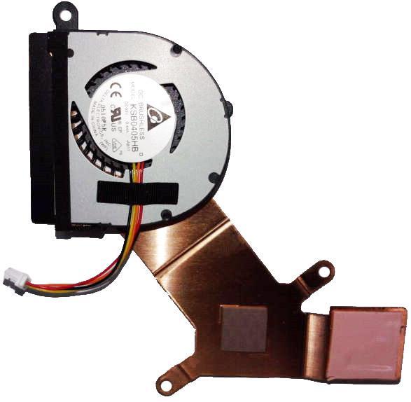 Система охлаждения для ноутбука Asus EEE PC 1018P