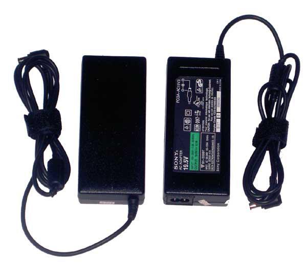 Блок питания для ноутбука Sony 19,5V 3A 60W разъем с иглой