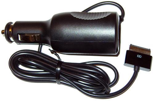 Автомобильный блок питания для планшета Asus DC 15V 1.2A