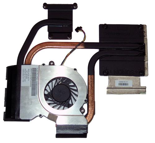 Система охлаждения для ноутбука HP DV6-6051er