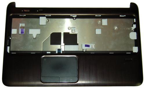 Верхняя часть корпуса HP DV6-6051er TOP CASE with Fingerprint