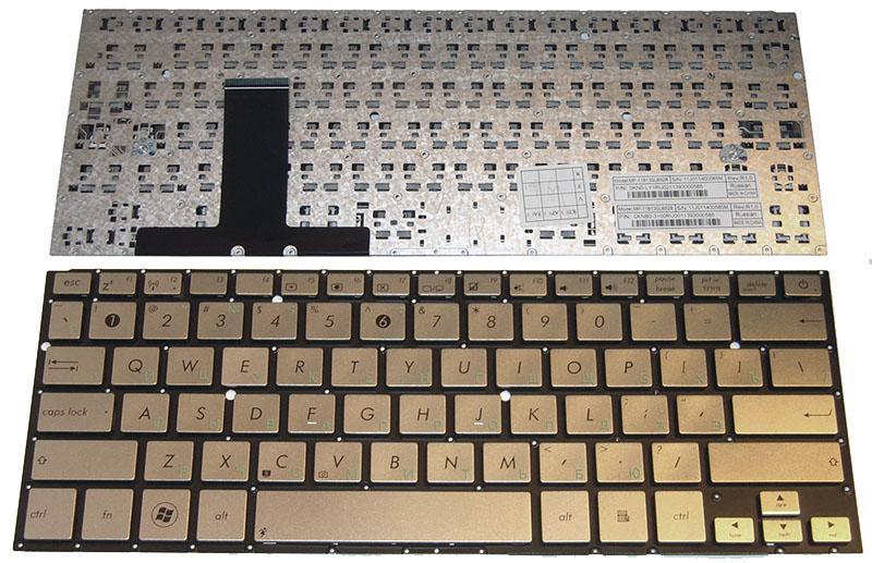 Клавиатура для ноутбука Asus UX31E (285mm WOF)