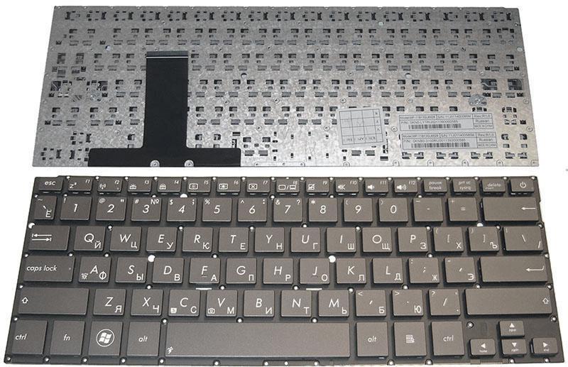 Клавиатура для ноутбука Asus UX31A (285mm BL WOF)