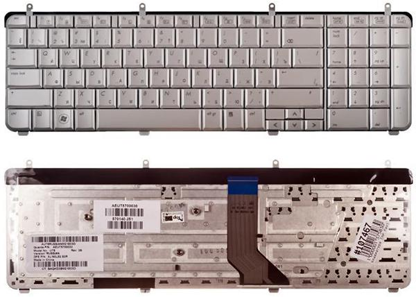 Клавиатура (KEYBOARD) для ноутбука HP Pavilion dv7-2000/dv7-2010er/dv7-2030er/dv7-2070er/dv7-2110er/dv7-2130er/dv7-2250er/dv7-2270er/dv7-3010er/dv7-3050er/dv7-3090er