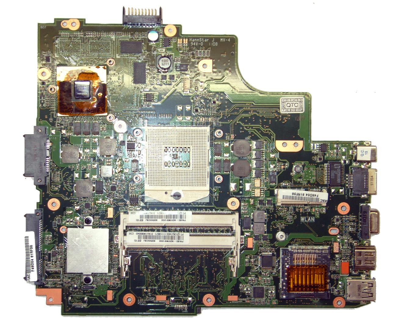 Asus K43SJ Материнская плата (Main Board)