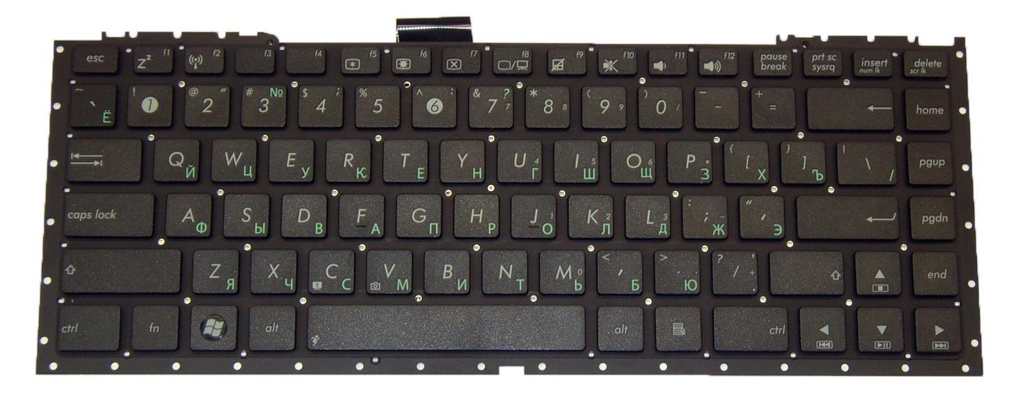 U33/U43 Клавиатура (KEYBOARD)