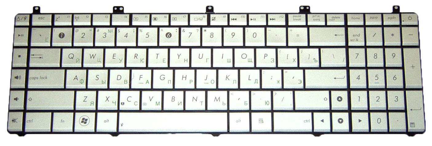 N75 Клавиатура (KEYBOARD)