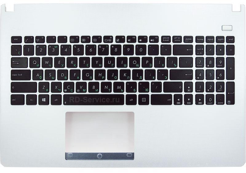Клавиатура (KEYBOARD) для ноутбука Asus X501