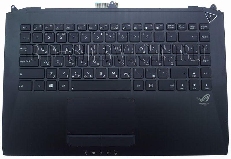 Клавиатура (Keyboard) для ноутбука Asus G46VW