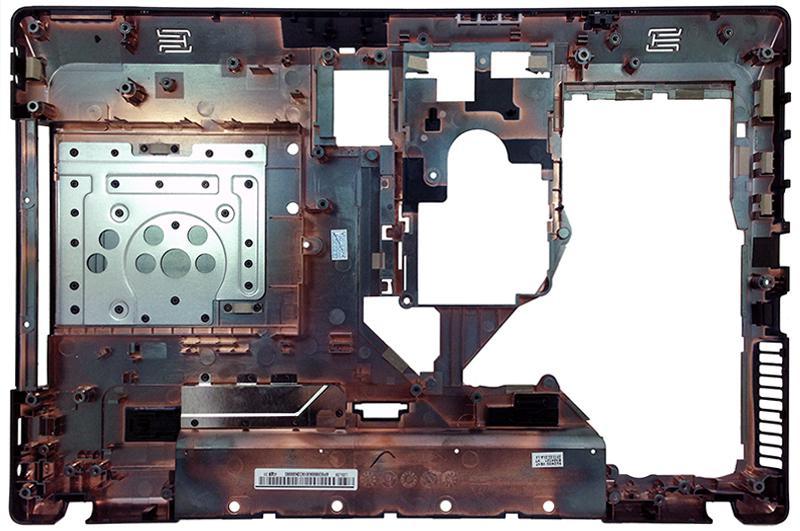 Нижняя часть корпуса для ноутбука Lenovo G570, G575