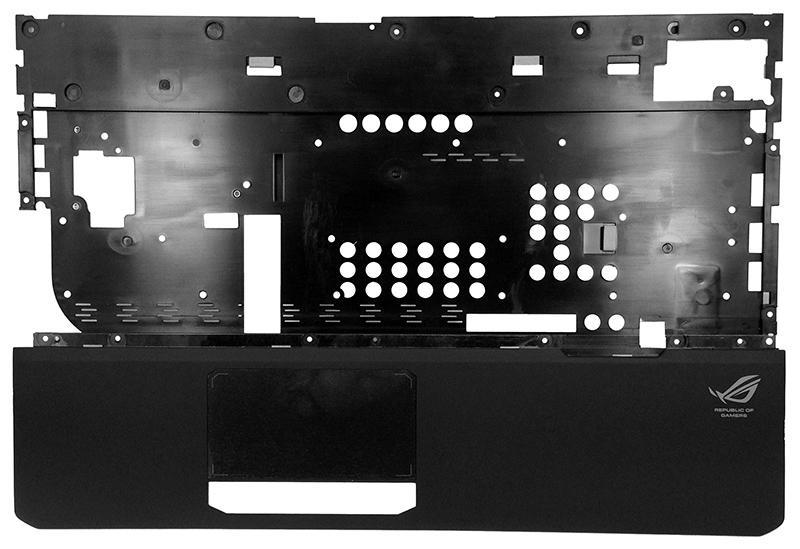 Верхняя часть корпуса Asus G55VW