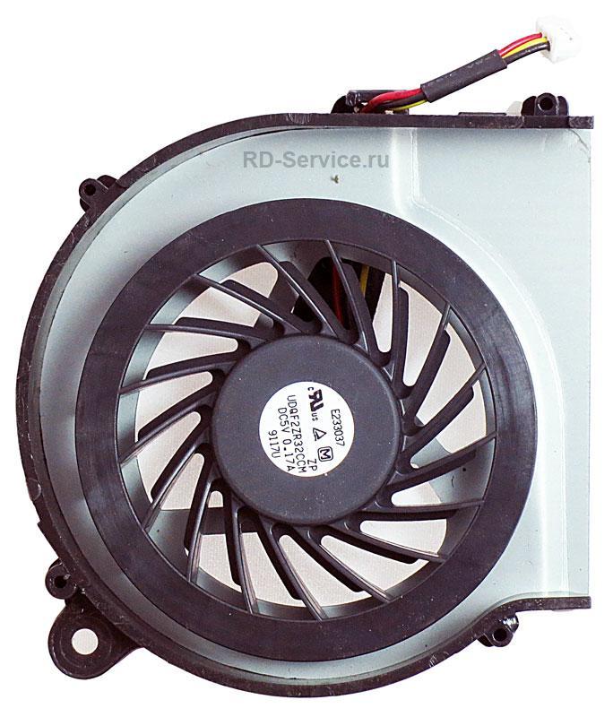 Кулер (вентилятор) для ноутбука HP G6-1124ER