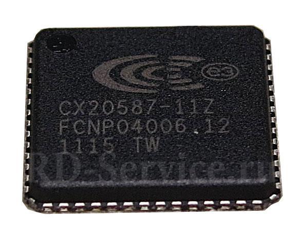 Микросхема (аудиочип) для ноутбуков