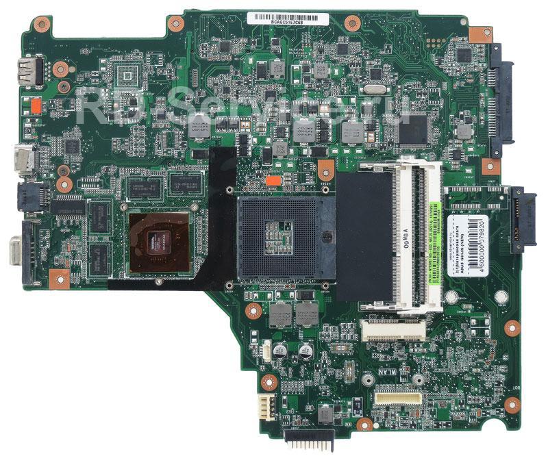 Материнская плата для ноутбука Asus  N61JV