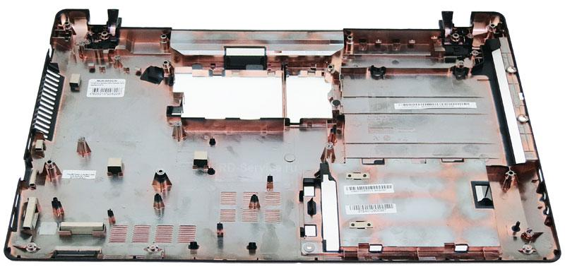 Корпус нижняя часть корпуса Asus K53TA X53BR