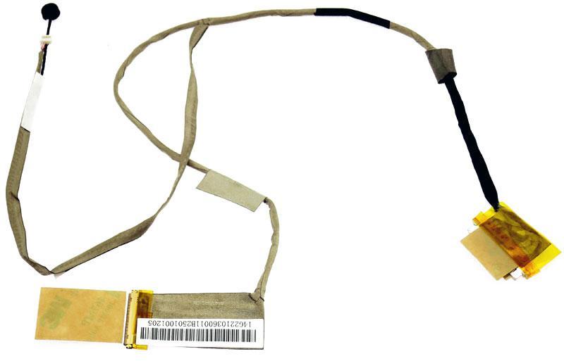Шлейф матрицы Asus K53 A53S X53 K53E K53S X53E A53 A53E K53E-1A LVDS Led LCD Flex CABLE 14G221036000 14G221036002 14G221036004