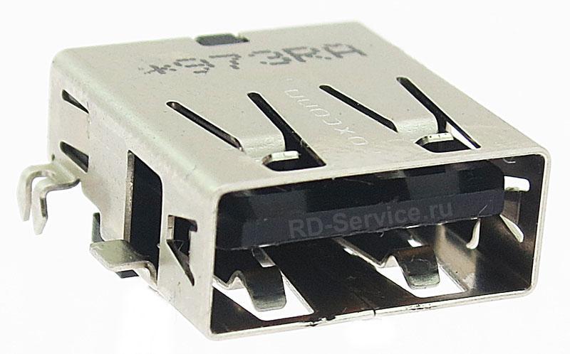 Разъем USB для ноутбуков Lenovo Asus и т.п.