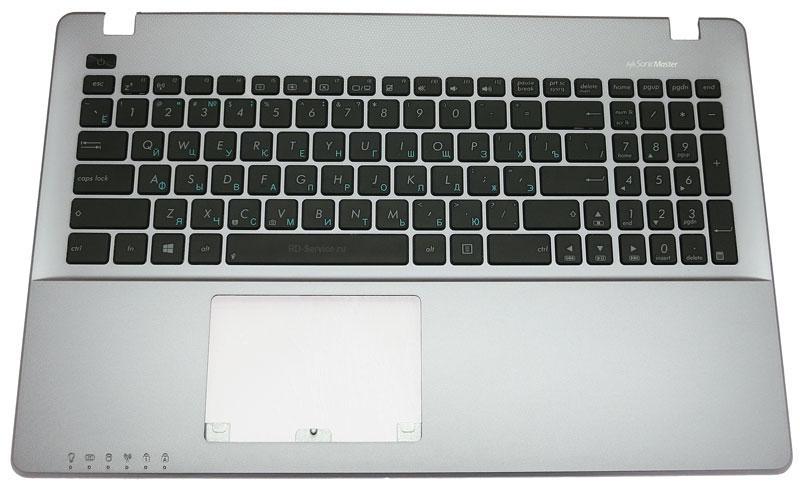 Клавиатура для ноутбука Asus X550VA X550 X550LA, X550LC, X550LB, X550LD, X550LN, K550LB, F550LA, F550LC, F550LB, F552LDV, R510LD, R510LN