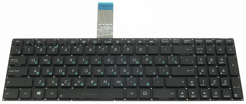 Клавиатура для ноутбука Asus K56 K56C K56CA K56 CB K56CM X550 X550CC X550VB X550V X550VC X550VL A56