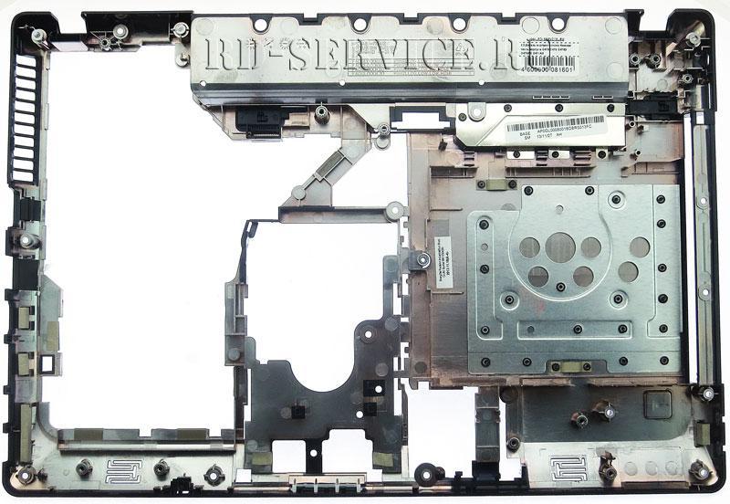Нижняя часть корпуса для ноутбука Lenovo G470 G475 G470D G470AX G475AX