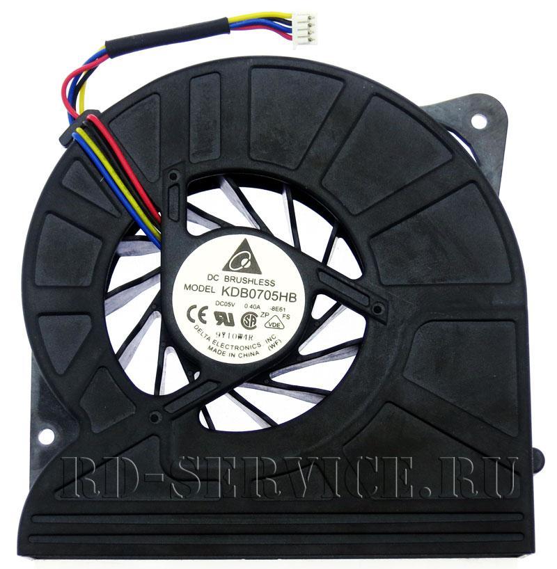 Вентилятор для ноутбука Asus G72 G72X G72GX G72G G72GX-A1