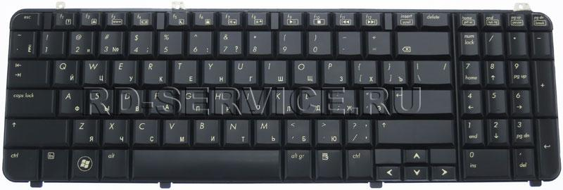 Клавиатура для ноутбука DV6 DV6T DV6-1000 DV6-1100 DV6-1200 DV6-1300 DV6-2000 DV6-2100