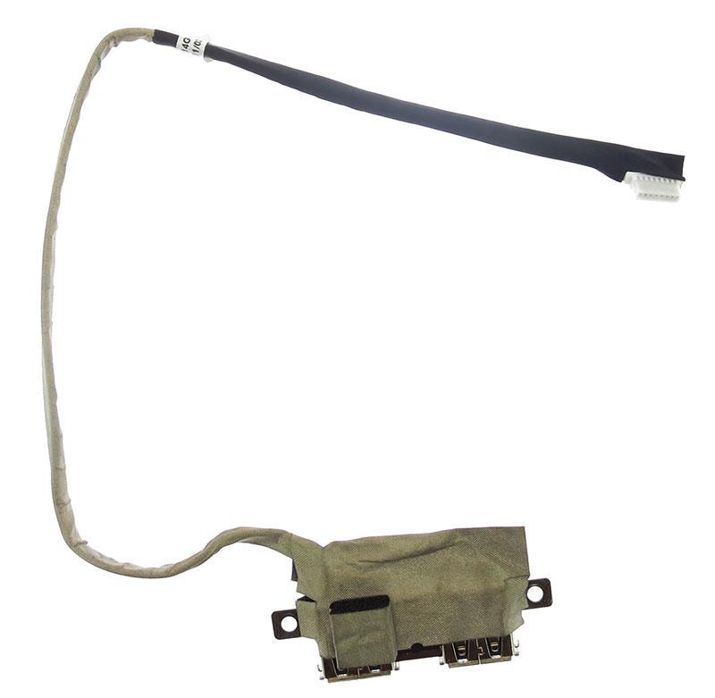 Шлейф с разъемами USB Asus K50id