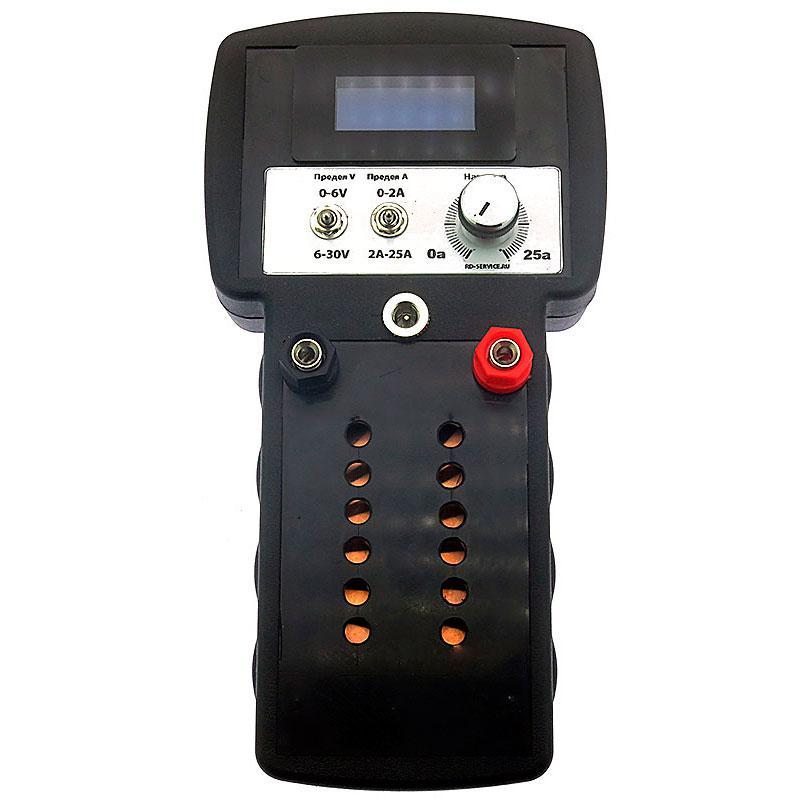 Нагрузка электронная 0-30V 0-10A