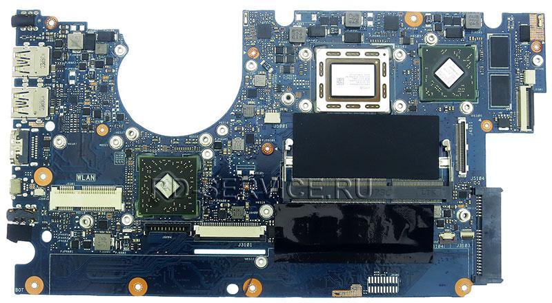 Материнская плата для ноутбука Asus U38DT