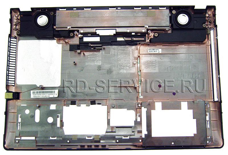 Нижняя часть корпуса Asus N56 N56VM