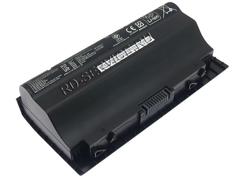 Аккумуляторная батарея для ноутбука  Asus A42-G75 14,4v 5200mAh, 74Wh