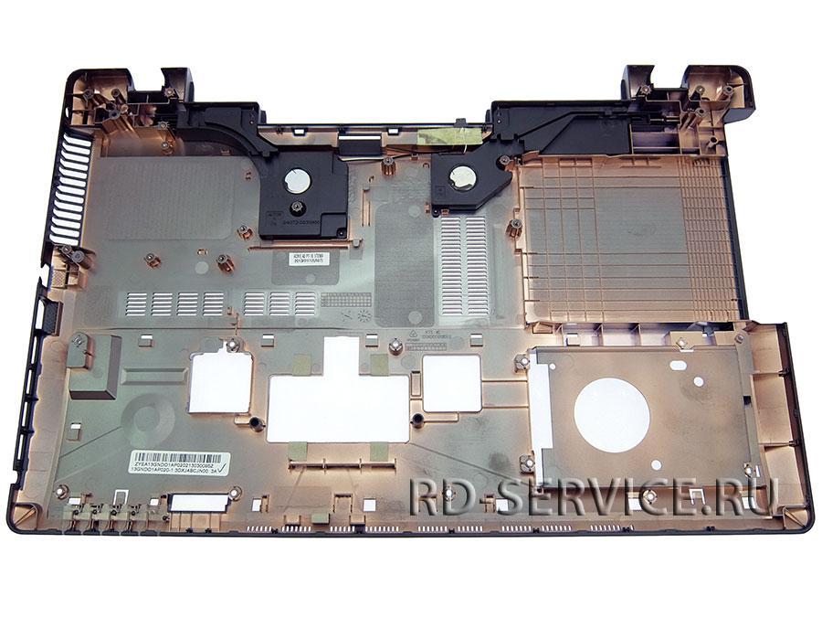 Нижняя часть корпуса Asus X75VD (X75A-7K)