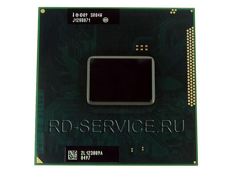Процессор для ноутбука Core i5 2430M