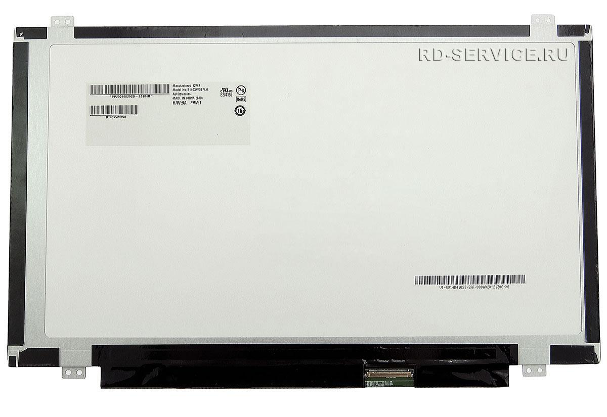 Матрица для ноутбука B140XW03 V0