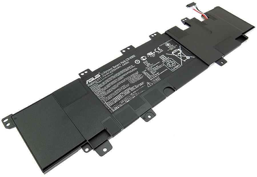 Аккумуляторная батарея C31-X502 для ноутбука  Asus  11,1v 4000mAh, 44Wh