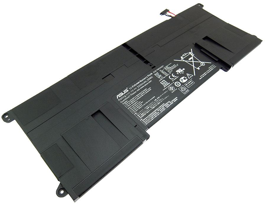 Аккумуляторная батарея для ноутбука  ASUS Ultrabook TAICHI21 C32-TAICHI21 11,1v 3200mAh, 35Wh