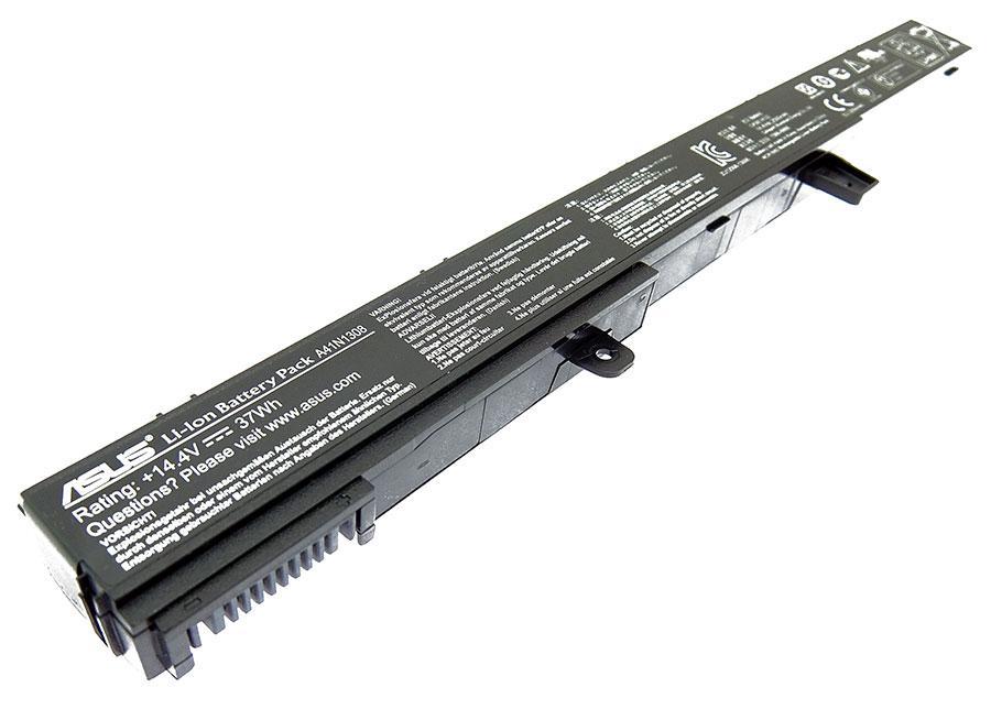 Аккумуляторная батарея A41N1308 (A31N1319) для ноутбука Asus X551C 2500mAh, 37Wh