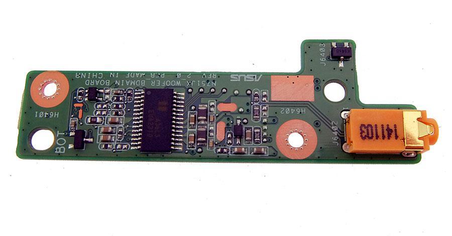 Плата модуля сабвуфера Asus N751 JK