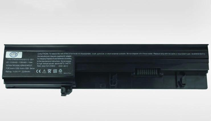 Аккумулятор для ноутбука Dell Vostro 3300