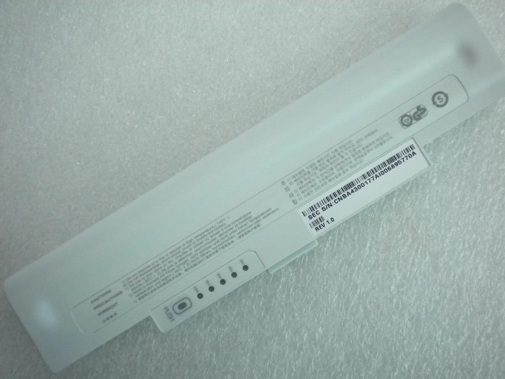 Аккумулятор для ноутбука Samsung Q35, Q45, Q70 белый