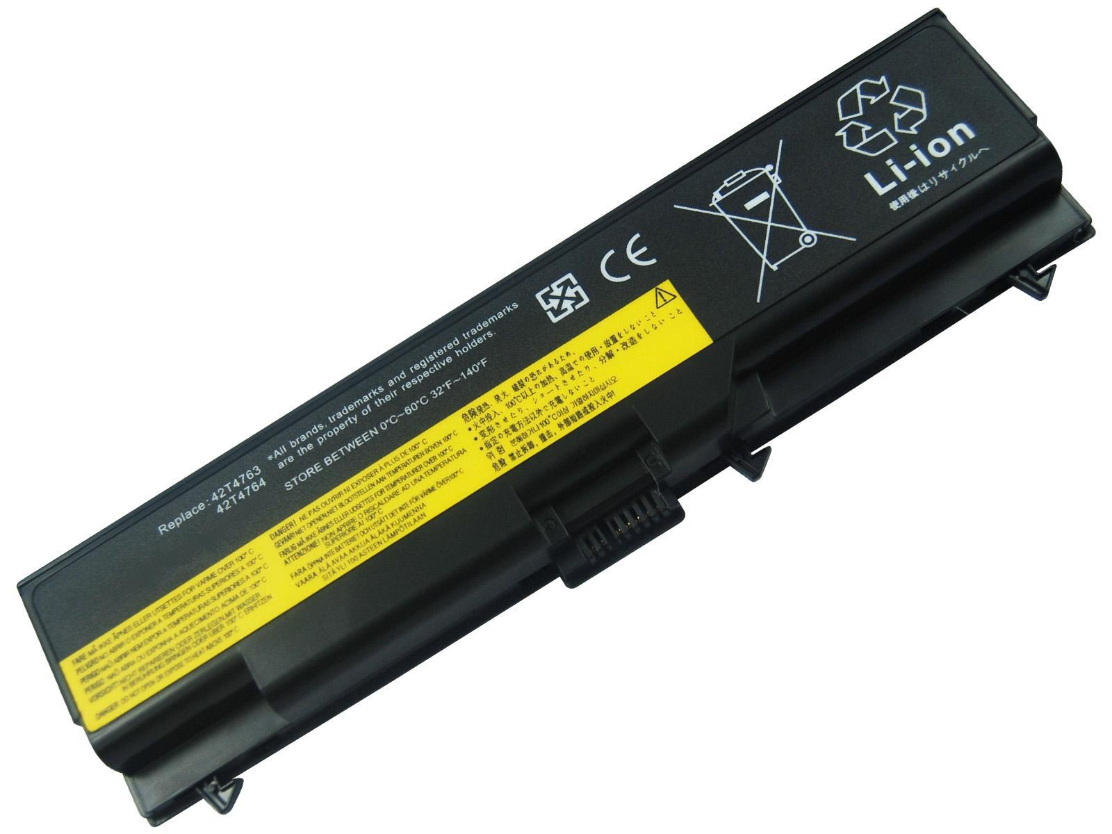 Аккумулятор для ноутбука IBM-Lenovo T410, Edge E40