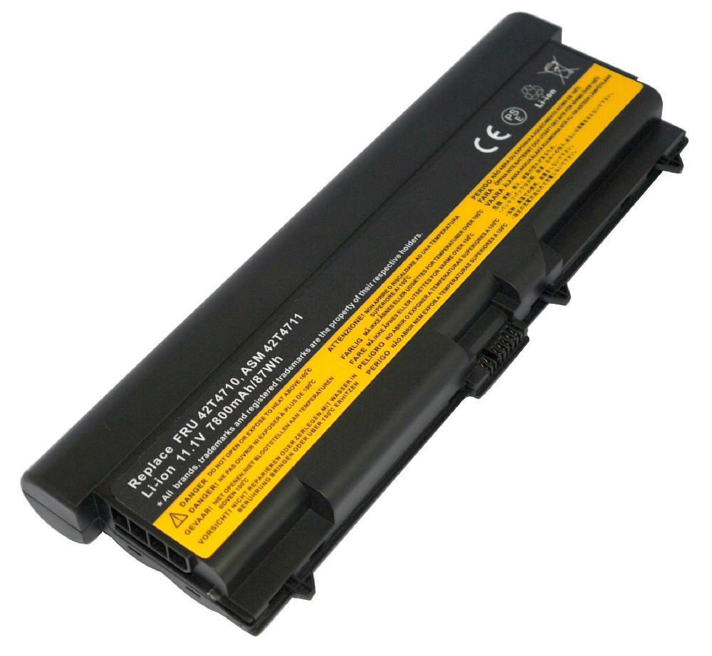 Аккумулятор для ноутбука IBM-Lenovo T410, T510, E40, E50 расширенный