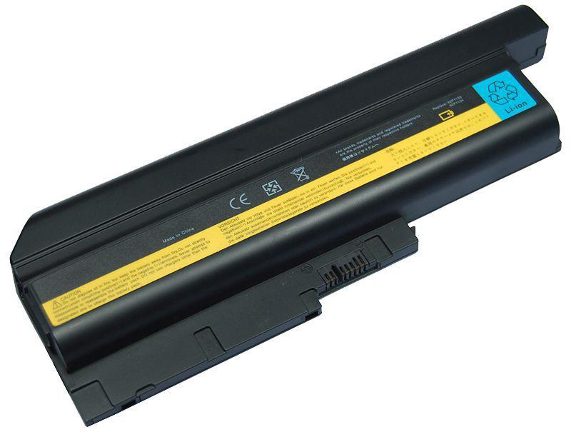 Аккумулятор для ноутбука IBM-Lenovo R60, R61, T60, T61, Z60, Z61 расширенный