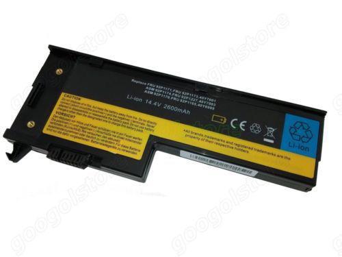 Аккумулятор для ноутбука IBM-Lenovo ThinkPad X60, X61