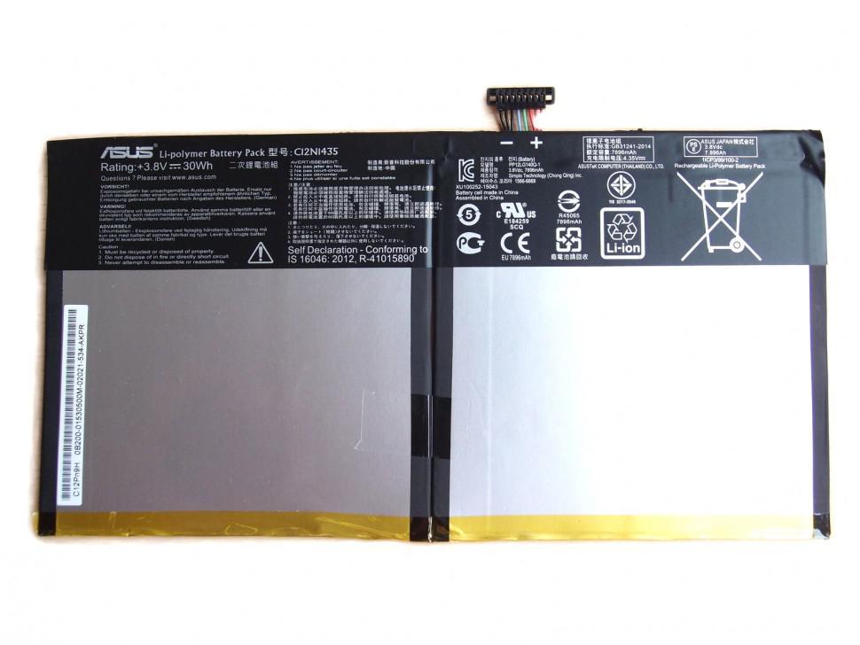 Аккумуляторная батарея C12N1435 для ноутбука  Asus  3,8v 7896mAh, 30Wh