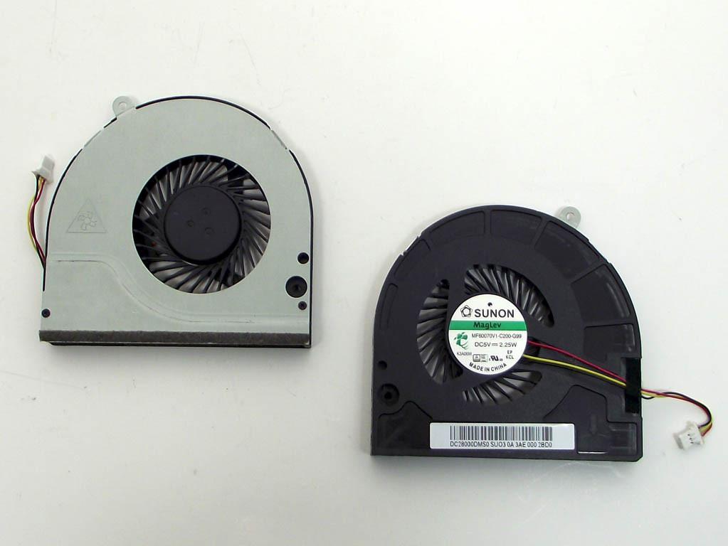 Вентилятор для ноутбука Acer Aspire E1-532, E1-572, V5-561