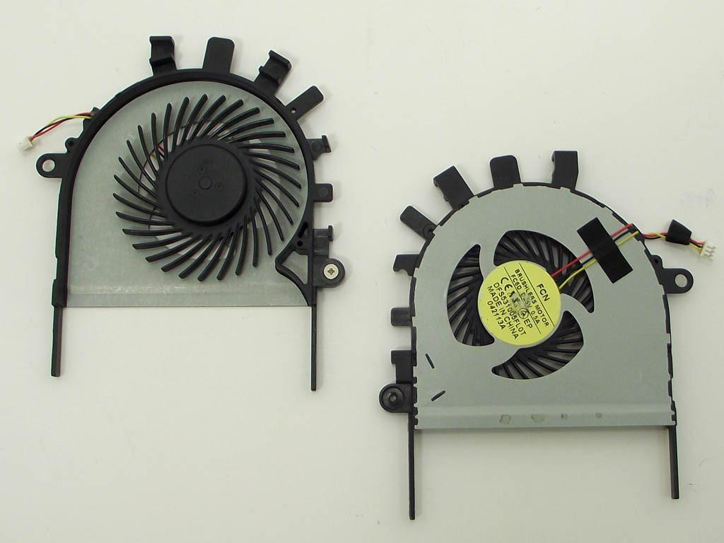 Вентилятор для ноутбука Acer Aspire V5-551, V5-551G