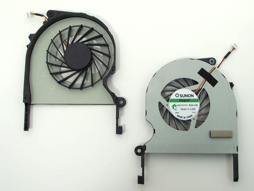 Вентилятор для ноутбука Acer Aspire 5943, 8943