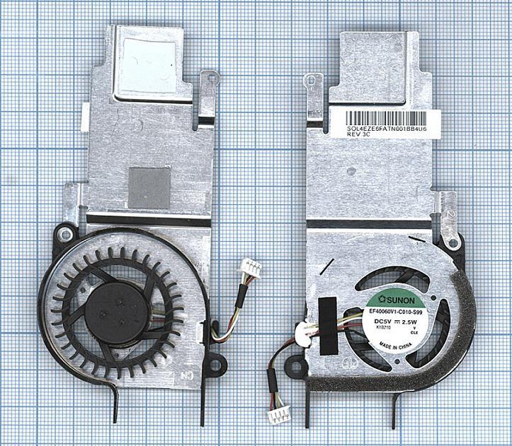 Вентилятор для ноутбука Acer Aspire D257